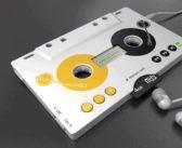 Um MP3 Player K7