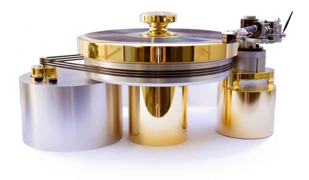 high end turntable onedof