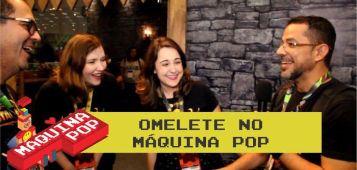 Entrevista com Natália Bridi e Aline Diniz do Omelete