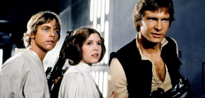 Primeiro filme da saga Star Wars exibido nos cinemas celebra 40 anos