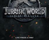 """""""Jurassic World: Fallen Kingdom"""" será lançado em 22 de junho de 2018"""