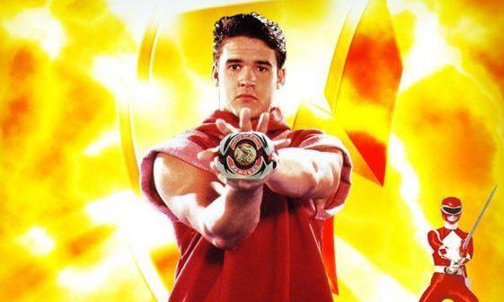 Power Rangers – Ranger Vermelho vem à CCXP 2017