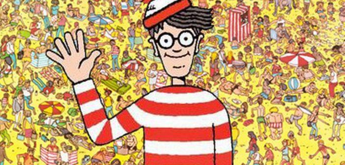 """""""Onde está o Wally?"""" completa 30 anos!"""
